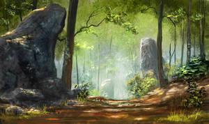Magestic Woods