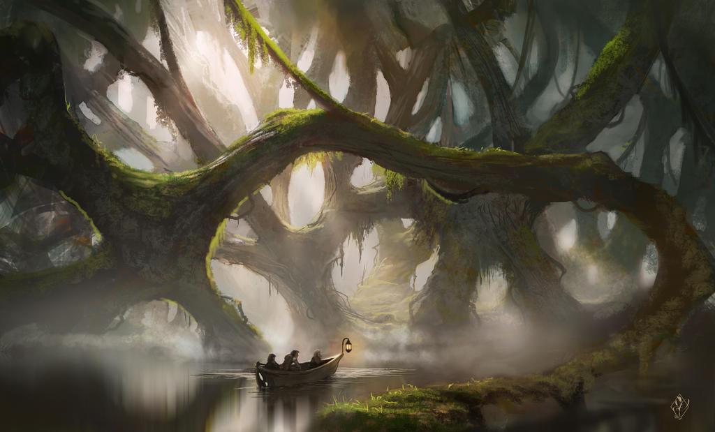 Epic Swamp by jjpeabody