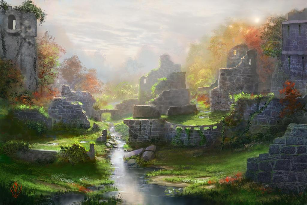 Beautiful Ruins by jjpeabody