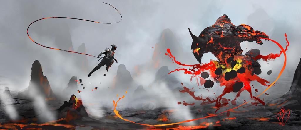 Elemental Battle Royal by jjpeabody