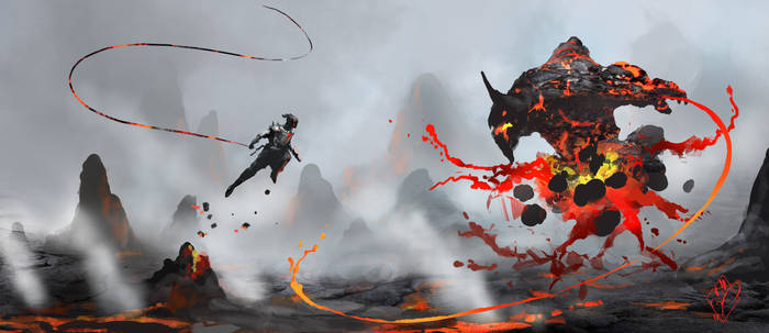 Elemental Battle Royal