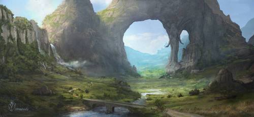 Legendary Passage by jjpeabody