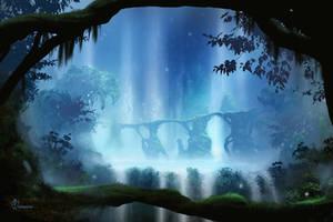 Fantasy Falls by jjpeabody