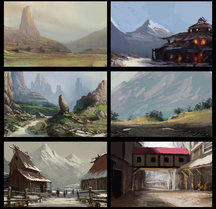 Landscape Thumbnails 20150502 by jjpeabody
