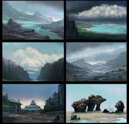 Landscape Thumbnails 20150502-2 by jjpeabody