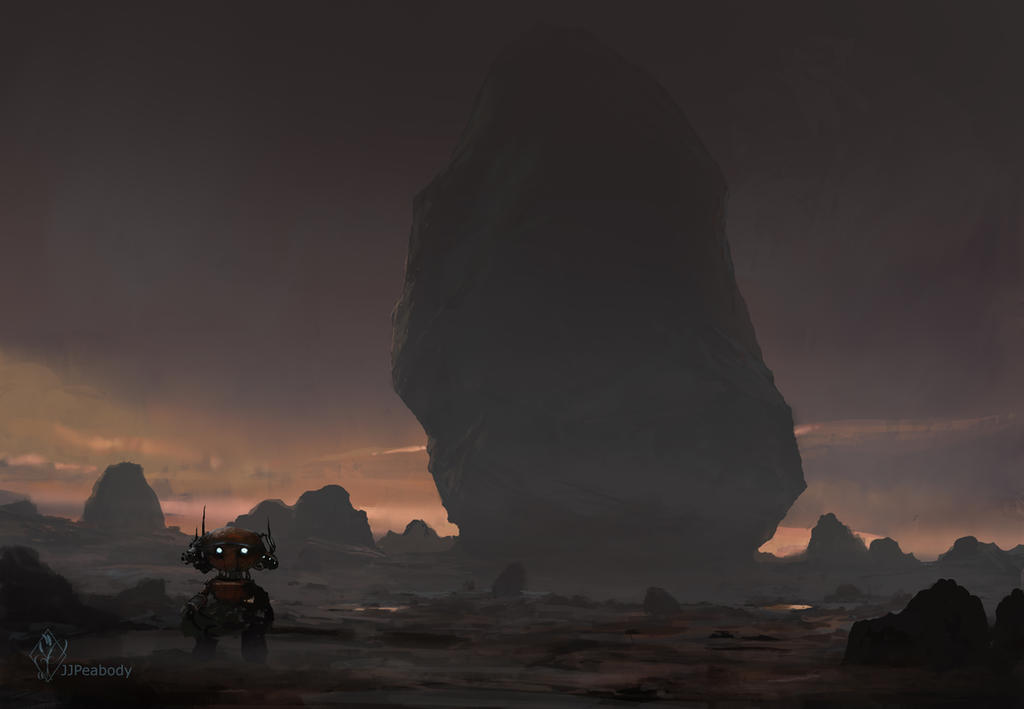 The Rock by jjpeabody