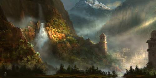 Lost Ruins of Arken-Tar