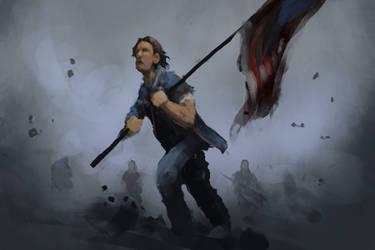The Patriot by jjpeabody