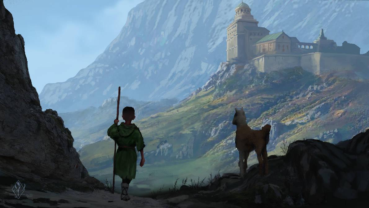 Monastery of the Blind Monks by jjpeabody