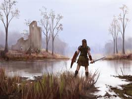 Marsh Ruins