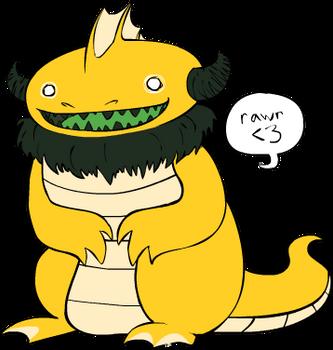 Monster by Teh-Lady-Randomness