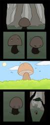 Tiny Mushroom by Teh-Lady-Randomness