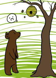 Little Bear by Teh-Lady-Randomness