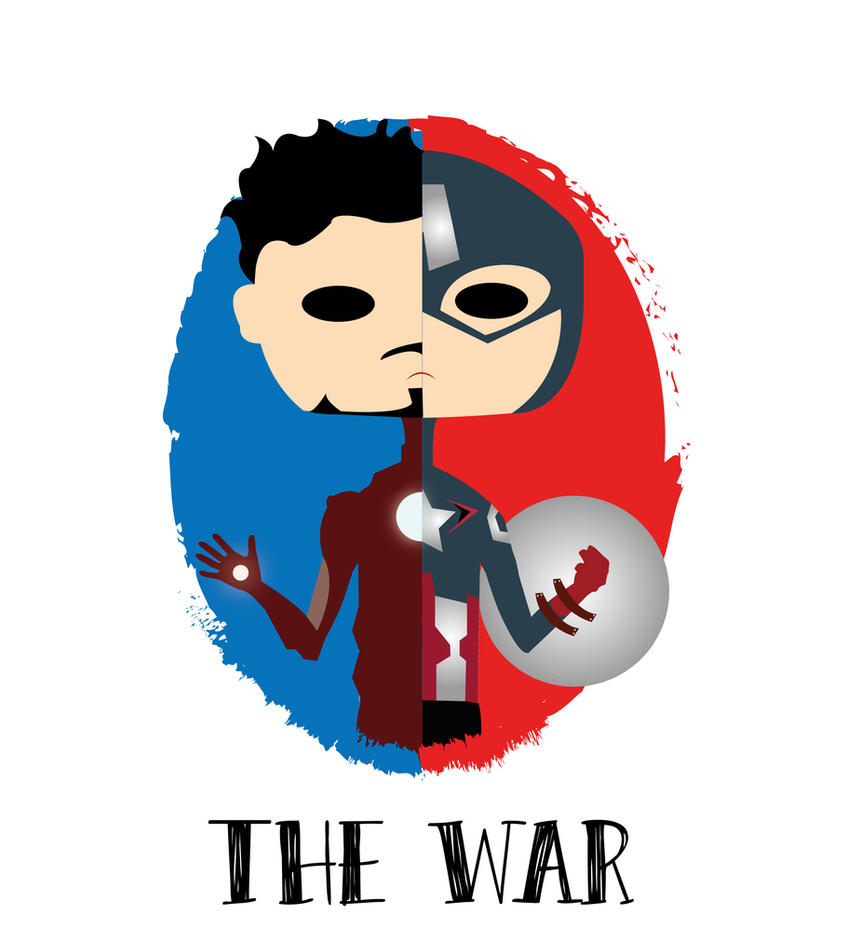 Guerra Civil - Civil War by RLotus