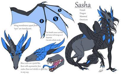 Sasha by Xx-ArtyAmy-xX