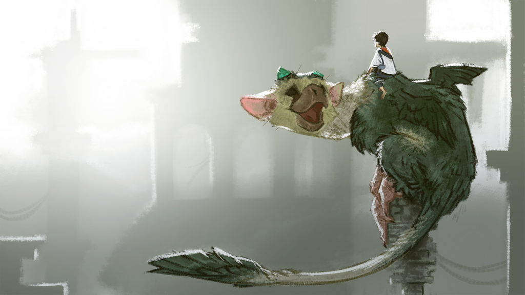 the last guardian wallpapers - photo #21