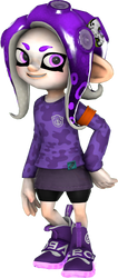 [SFM] Marci the Octoling (Style Info in Desc.) by MelodiousMarci