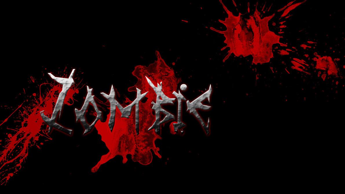 zombie wallpaper by kennywfz on deviantart