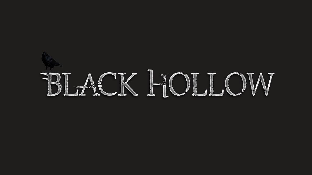 Black Hollow Logo by PivajGC