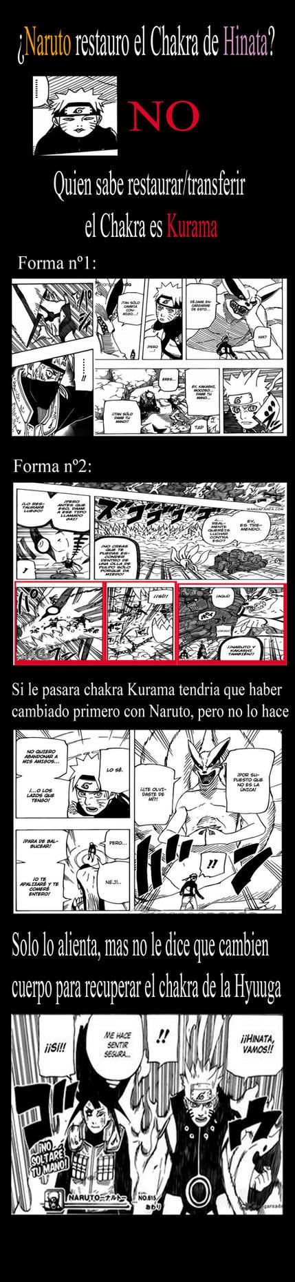 Naruto regenera el Chakra de Hinata? by AntiNaruSuck