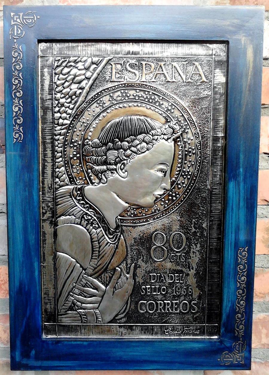 Archangel Gabriel by CacaioTavares on DeviantArt