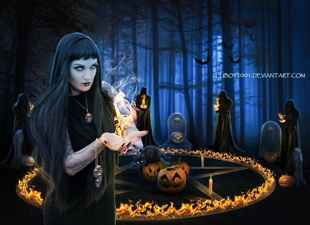 Halloween by Lubov2001