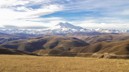 Caucasus Mountains2 by Lubov2001