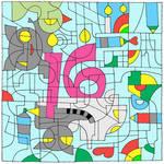 Deviantart 16th Birthday Challenge by Lubov2001