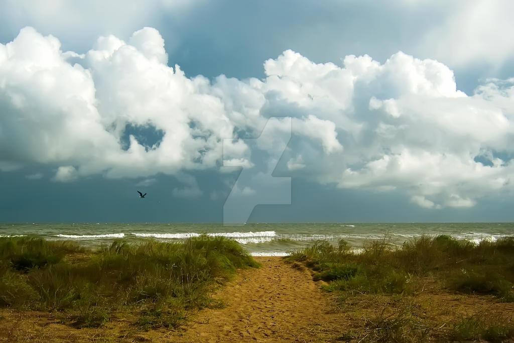 storm sky by Lubov2001
