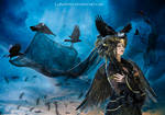 Queen of ravens