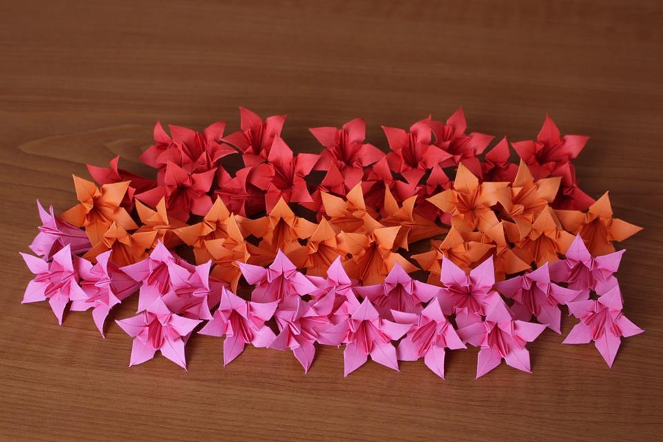 Origami flowers by girnelis on deviantart origami flowers by girnelis mightylinksfo