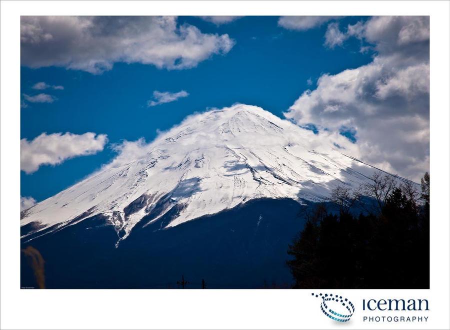 Mount Fuji 01 by IcemanUK