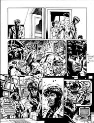X-Men Mistique comic - page 2 by GuidoGuidi