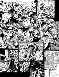 X-Men Mistique comic - page 3 by GuidoGuidi