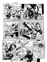 X-Men Mistique comic - page 5 by GuidoGuidi