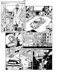 X-Men Husk comic - page 2 by GuidoGuidi