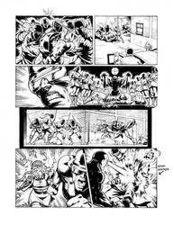 X-Men Husk comic - page 3 by GuidoGuidi