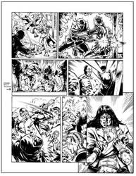 X-Men Husk comic - page 4 by GuidoGuidi