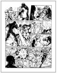 X-Men Husk comic - page 5 by GuidoGuidi