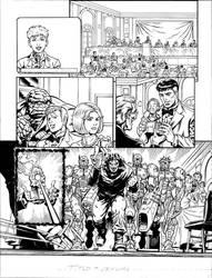 Fantastic Four comic - page 1 by GuidoGuidi