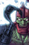 Trap Jaw Painter color test by GuidoGuidi
