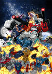 Transformers Masterforce DVD
