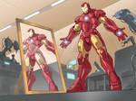 Iron Man children's book 2