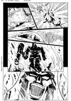 All Hail Megatron 1 p 20 inks by GuidoGuidi