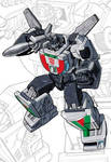 IDW G1 Card - Wheeljack