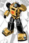 IDW G1 Card - Bumblebee