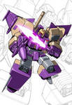 IDW G1 Card - Blitzwing