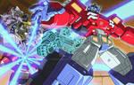 Arise Optimus Prime