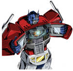 Optimus Prime - the Matrix
