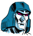 Megatron sketch, '80 style